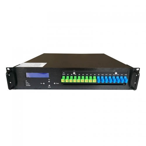 Optical Amplifier - 8port WDM