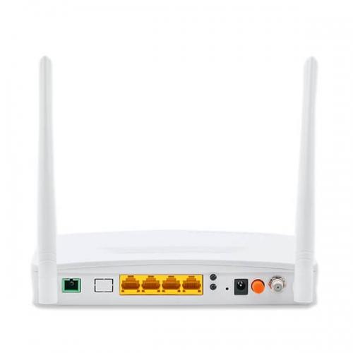 1GE+3FE+CATV+WiFi ONU