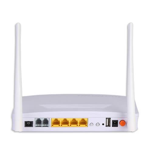 4GE+2POTS+11ac WiFi GPON HGU
