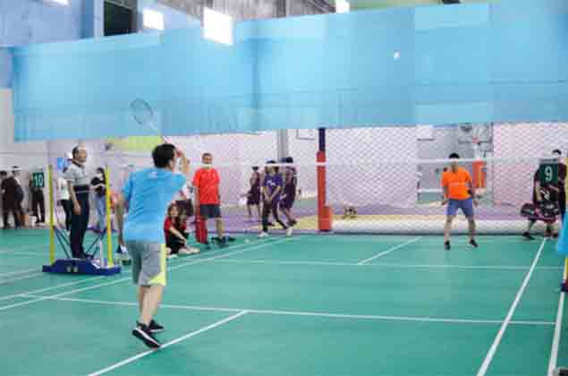 2020 V-SOL Badminton Competition and Marathon Running Successfully Concluded