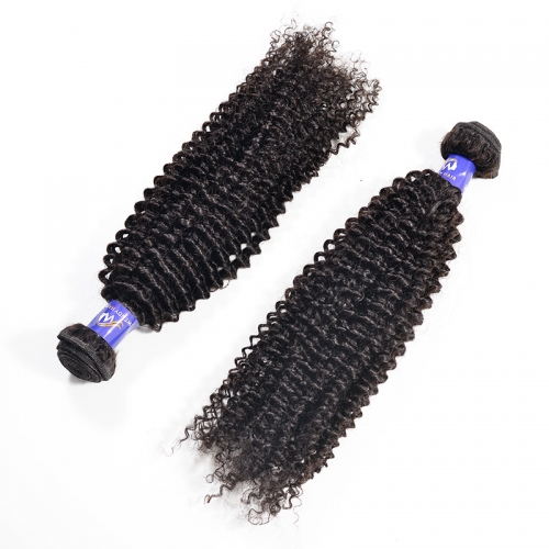 Wendy Hair 10A Grade 3 Pcs/pack  Kinky Curly Virgin Hair