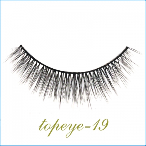 E-19 Synthic Hair Faux 3D Mink Eyelashes lash Wholesale