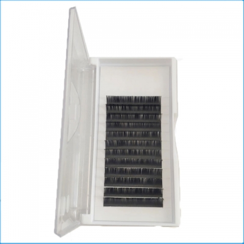 Eyelash material: Korean PBT Fiber 0.03 handmade lashes eyelash extensions