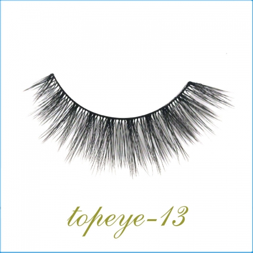 E-13 Synthic Hair Faux 3D Mink Eyelashes lash Wholesale Colorful Eyelashes