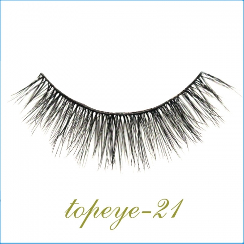 E-21 Synthic Hair Faux 3D Mink Eyelashes lash Wholesale