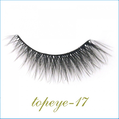 E-17 Synthic Hair Faux 3D Mink Eyelashes lash Wholesale