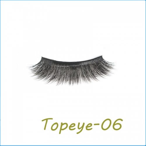 Cheap Price 3D Faux mink full strip eyelashes  wholesale vendor