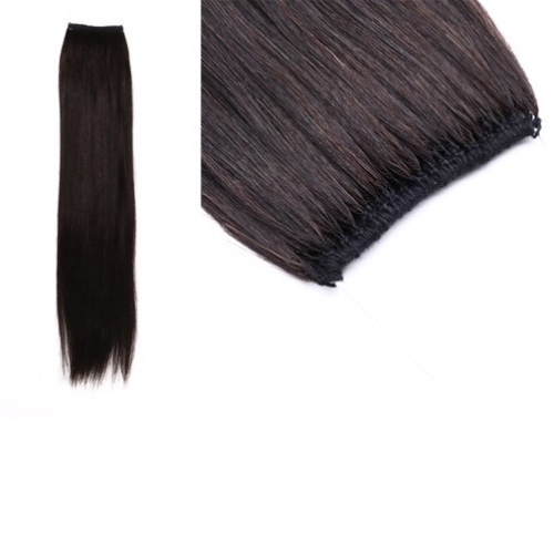 No Tip Hair Extensions Feather Hair Extensions 100% Human Hair 18inch