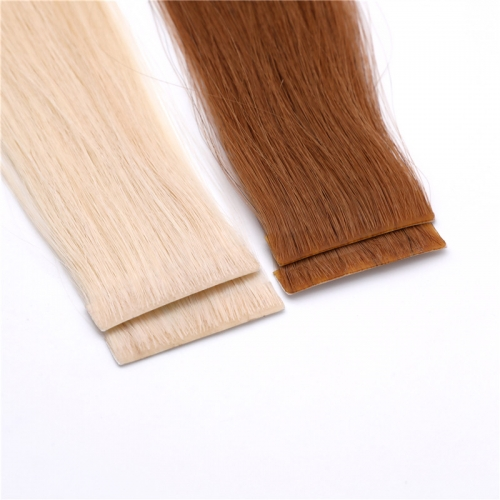 18'' Invisible Hand Insert  Tape in Hair Extensions