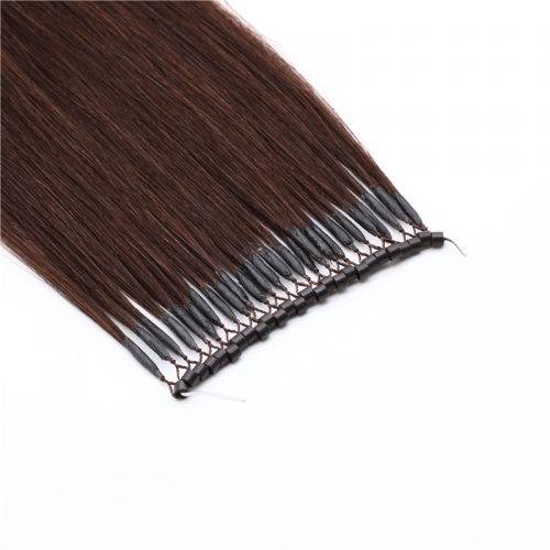 18inch Micro Ring with Single Strand Hair Extensions 8''-30''