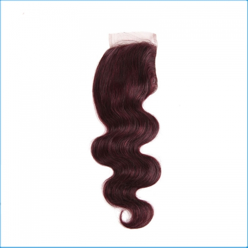6inch 4*4 Lace Closure Straight / Wave / Curly