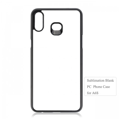 Customized 2D PC Sublimation blank case for sam sung A6S,A7 Serise