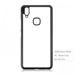 New Arrival sublimation 2d PC phone case For Vivo Y83 Pro