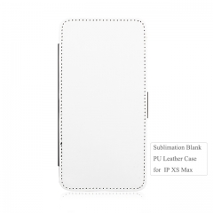 new coming! blank filp pu leather wallet shell for IP XSMAX.IP8.7.6.5.4