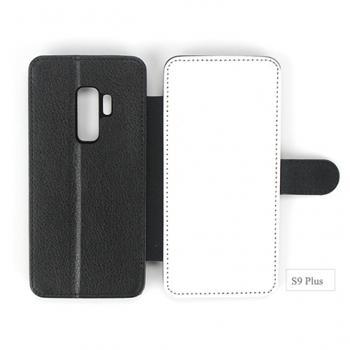 Hot selling durable sublimation leather cellphone case for Sam sung S9 Plus .S9-S2