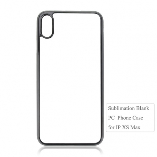 New Arrival 2D plastic sublimation phone case for iPhone XR