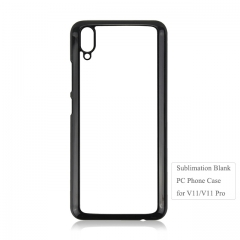 New Arrival durable 2d plastic phone case for Vivo V11.V11Pro no hole