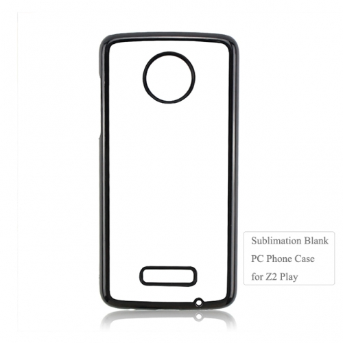 Exquisite diy heat transfer 2D PC phone case for Moto rola  Z2 Play.moto X serise