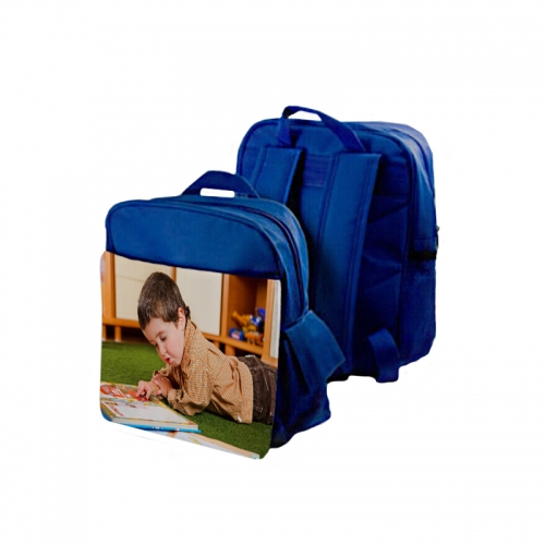 Personalized Blank Sublimation School Bags For Children ON Hot Sale