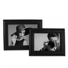 New Popular Sublimation Custom Blank PU Photo Frame