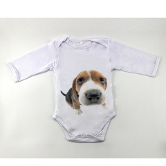 DIY Custom Dye Sublimation Blanks With Baby Bodysuit