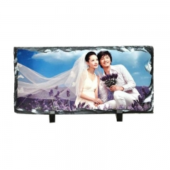 Exqusite Diy Blank Sublimation Photo Rocks Frame