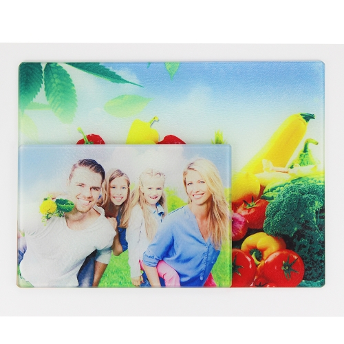High Quality Blank Diy Sublimation Rectangle Cutting Board