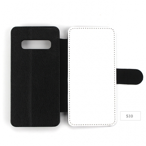 High Quality Sublimation Leather Phone Case For Sam sung Galaxy S10