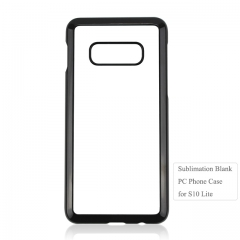 2d Plastic Custom Blank Sublimation Cell Phone Case For Galaxy S10E