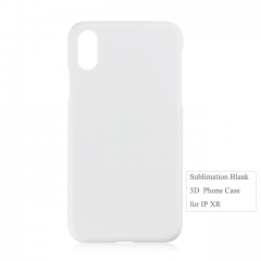 High Quality Blank 3D Sublimation Phone Case for IPhone XR