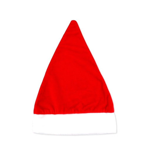 Popular Sublimation Christmas Red Santa Hat