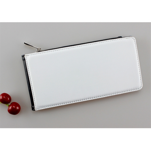 Customized Blank PU Leather Sublimation Card Case