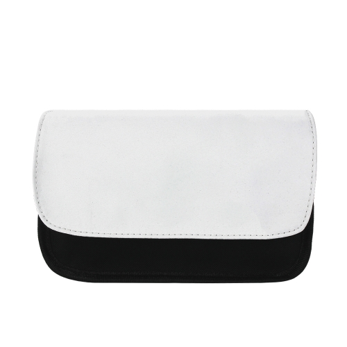 Fashionable Convenient Blank Sublimation Canvas Cosmetic Bag