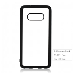High Quality 2D Sfot Sublimation Blank Phone Case For Galaxy S10E