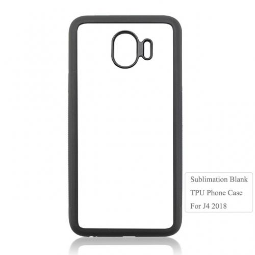 High Quality 2D Sublimation Phone Case TPU For Sam sung J4 2018