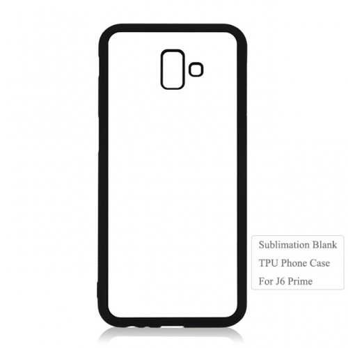 Factory Price 2D Sublimation Soft TPU Phone Case For Sam sung J6 Prime