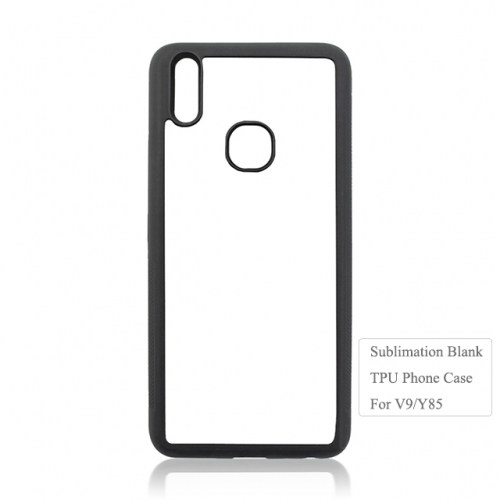 Custom 2D Flexible Blank Sublimation Cellphone Case For VIVO V9.V7.V5