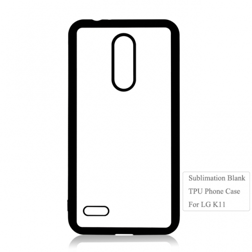 Exquisite Subliamtion 2D TPU Phone Housing For LG k11
