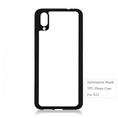 Newly Blank Sublimation TPU Phone Case For VIVO X23.X21.X20