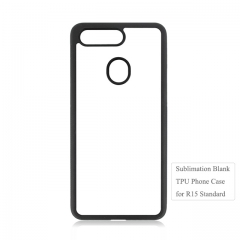 Durable 2D Soft Blank Sublimation Phone Case For OPPO R15