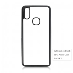 Durable  Blank Sublimation TPU Phone Case For VIVO NEX