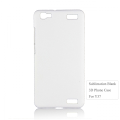 Custom 3D Blank Sublimation Cellphone Case For Vivo Y37.Y21.Y15