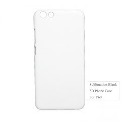 Customized Blank 3D Heat Transfer Phone Housing For Vivo Y69.Y71.Y55