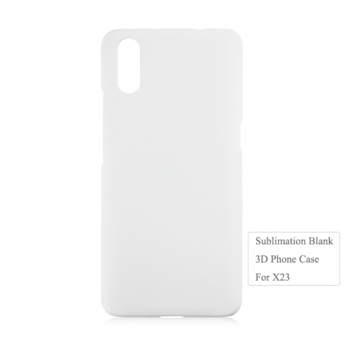 Hot Selling 3D DIY Blank Sublimation Phone Case For Vivo X23.X21.X20