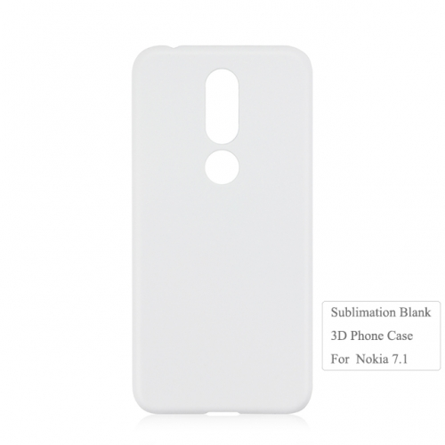 High Quality 3D Printing Blank Phone Case For Nokia 7.1.Nokia6.5