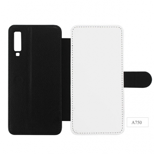 Durable Sublimation PU leather Phone Case For Sam sung A750