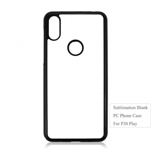 High Quality Blank 2D Sublimation phone Case For Moto P30 Play