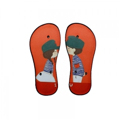 High Quality Blank Fashion Flip Flops for Children