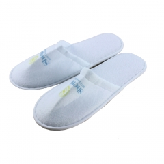 New Sublimation Napped Fabric Hotel Cloth Slipper