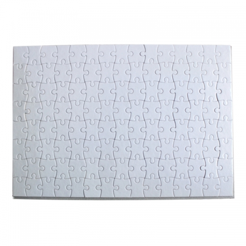 Custom Design Sublimation Blank Hardboard Jigsaw Puzzle